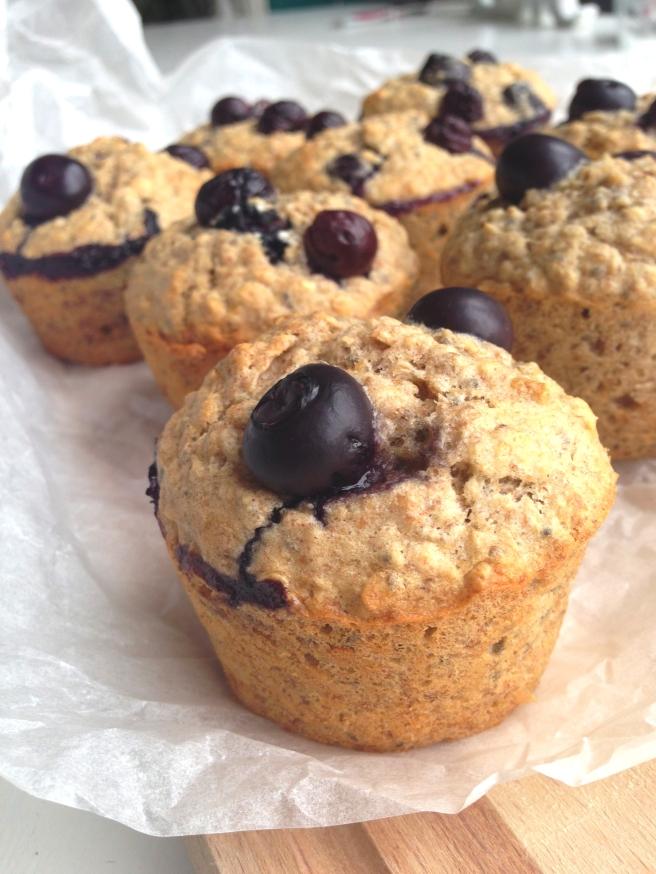 Breakfast Muffin 1